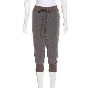 Elizabeth & James Mid-Rise Cropped Joggers